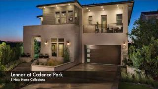 8 New Collections Cadence Park in Great Park Neighborhoods
